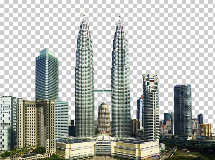 Petronas Towers Willis Tower World Trade Center PNG, Clipart.