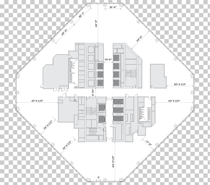 One World Trade Center Floor plan September 11 attacks.