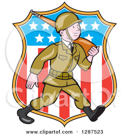 World War Two Clip Art.