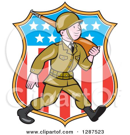 World War Two Clip Art.