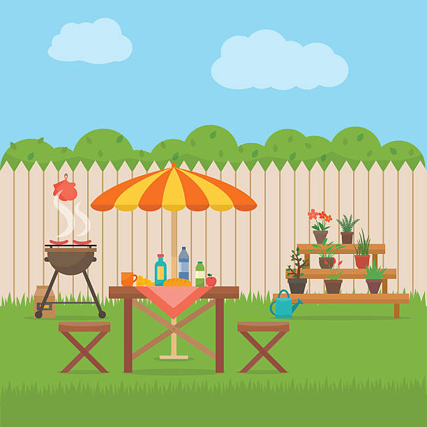 Yard clipart 1 » Clipart Station.