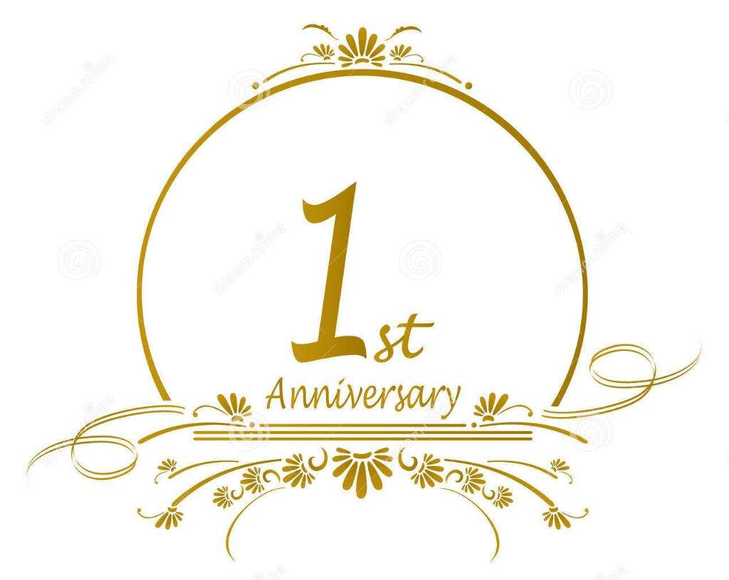 One Year Anniversary PNG Transparent One Year Anniversary.PNG Images.