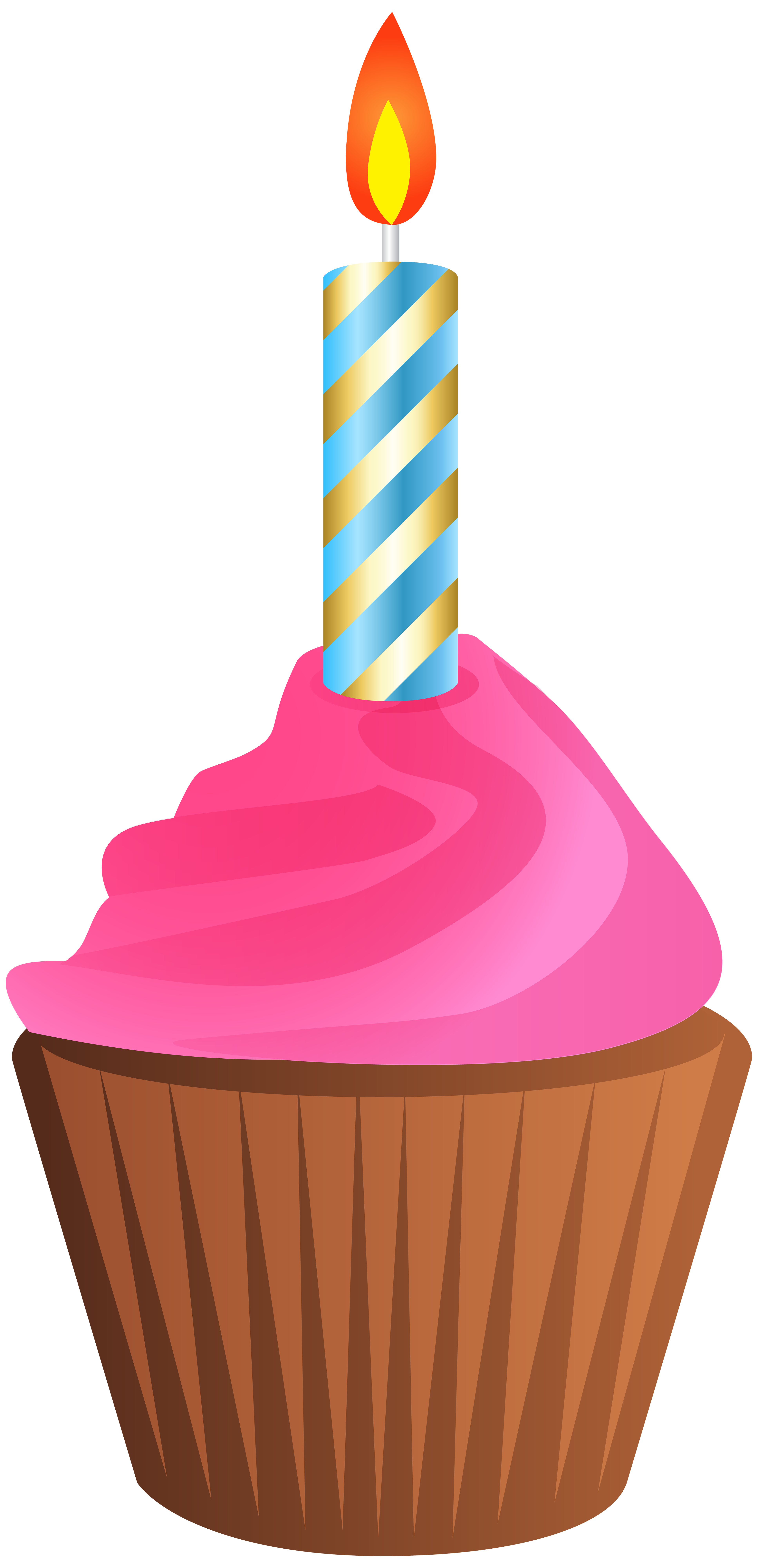 Muffin Birthday cake Cupcake Clip art.