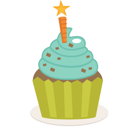 Free Birthday Cupcake Transparent Background, Download Free.