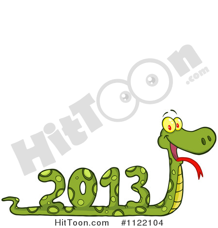 New Year Clipart #1.