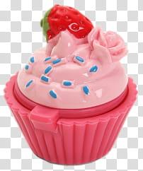 Cupcake Set , cupcake transparent background PNG clipart.