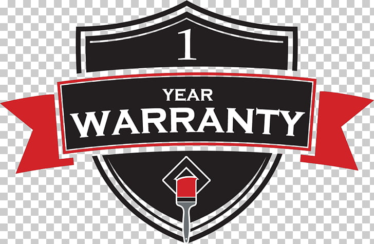 Logo Emblem Product Warranty Brand, 1 year warranty logo PNG.
