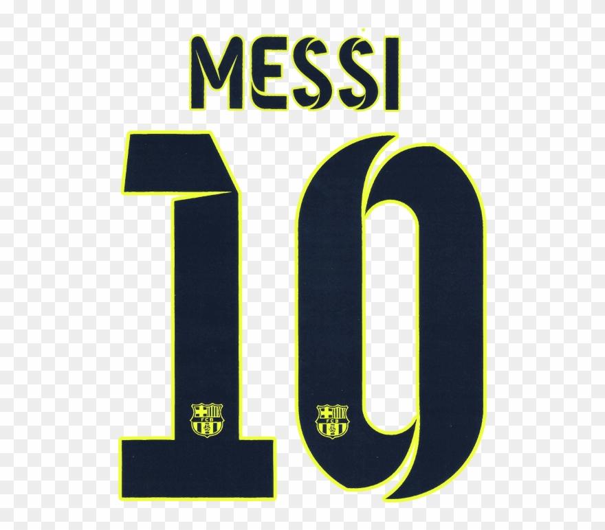 Pack Messi 10 2&170 Junior 14/15 Clipart (#2575357).