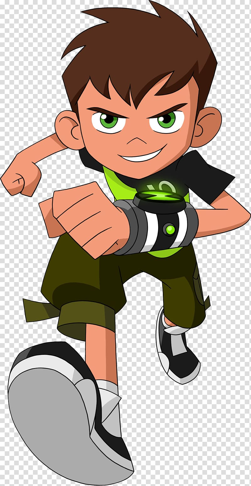 Ben 10 Cartoon Network Television show Reboot Animated.