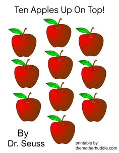 1897 Apples free clipart.