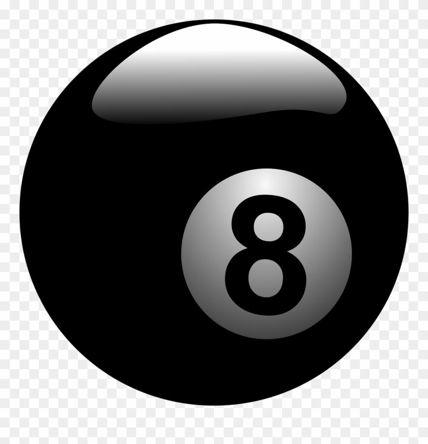 Billiards Billiard Ball Ball Png Image.
