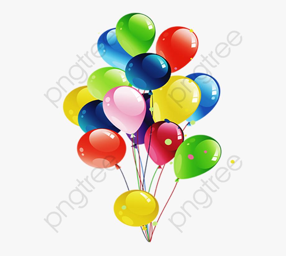 Birthday Balloons, Birthday Clipart, Balloon, Celebrate.