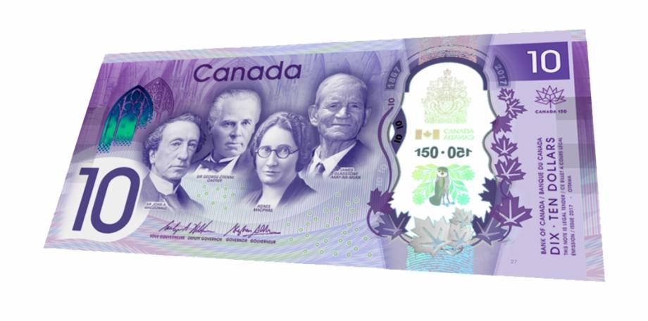 10 Png Dollar Bill Konami Code Canada Bill.