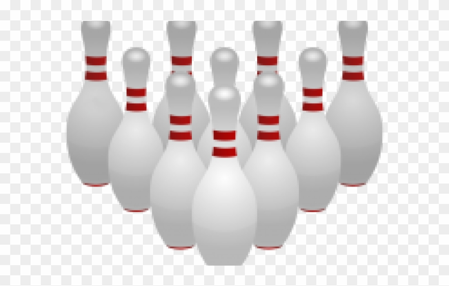 Bowling Clipart Transparent Background.