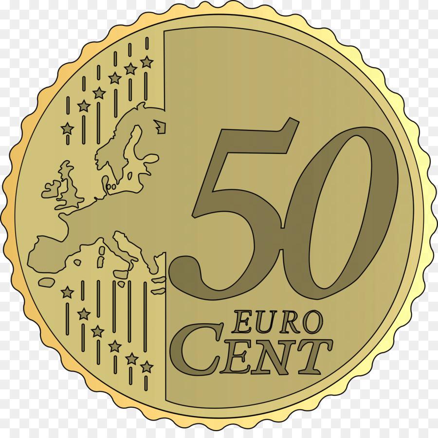 1 cent euro coin Penny Clip art.