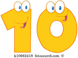 Number 10 Clipart Royalty Free. 7,742 number 10 clip art vector.
