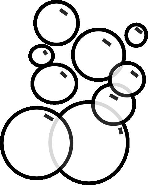 Bubbles Clip Art at Clker.com.