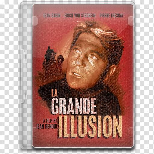 Movie Icon Mega , La Grande Illusion, La Grande Illusion DVD.
