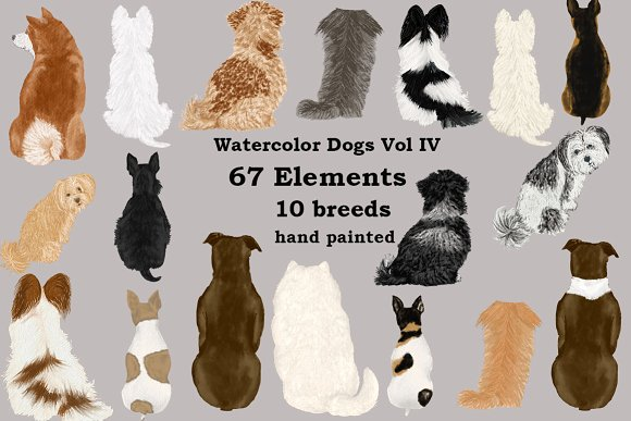 Dog Clipart, Dog breeds, Pet clipart.