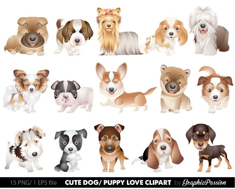 Dog Clipart 2 Puppy Clipart cute dogs clip art puppy clipart.