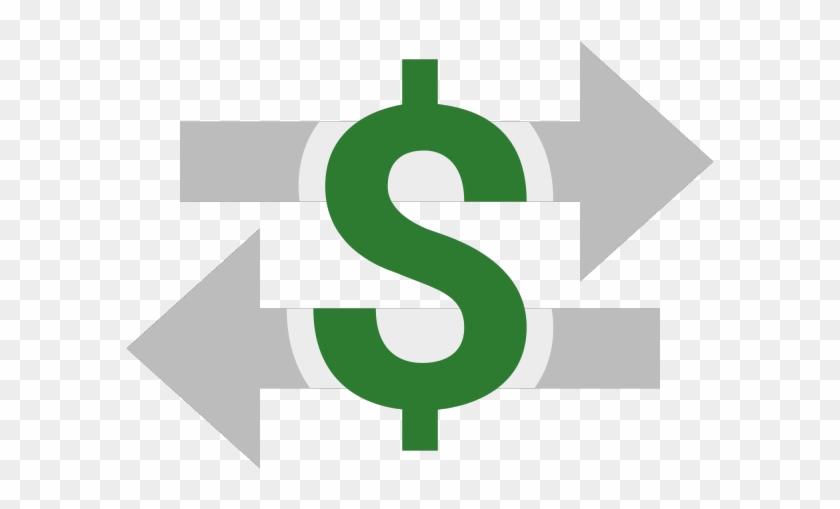 Tax Clipart Flat Icon.