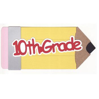 Grade 10 Clipart.