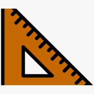 Geometry Clipart Ruler.