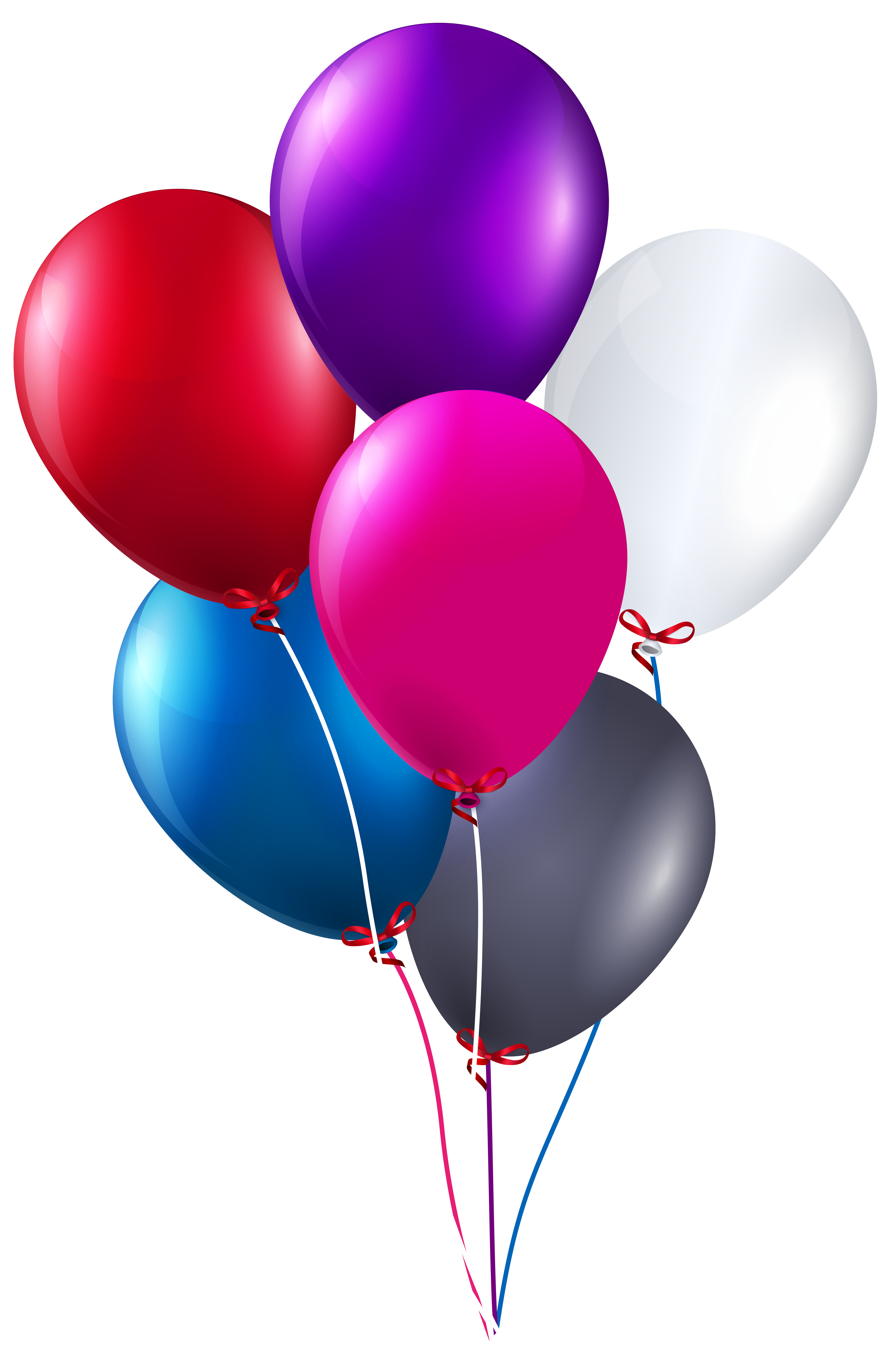 Balloon Clipart, Free Balloons Png Images Download.