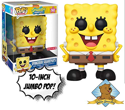 Amazon.com: Spongebob Squarepants 10 Inch Target Exclusive.
