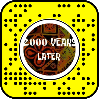 Spongebob 2000 Years Later! : SnapLenses.