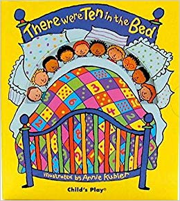 THERE WERE TEN IN THE BED (AGES 3.