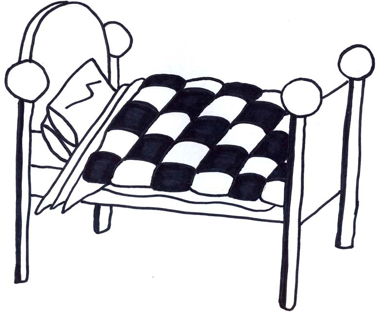 Make bed clipart free images 10.