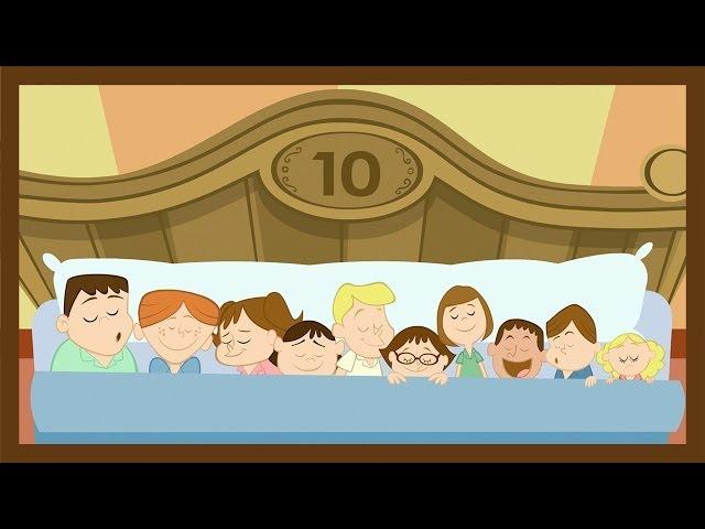 Ten in the Bed.