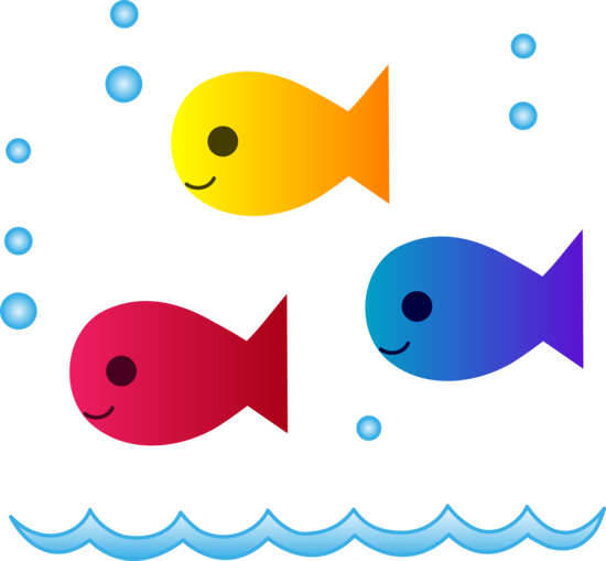 cute fish clip art.
