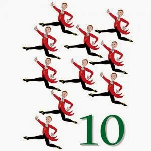 All Things Debra Dawn.: 12 days of Christmas. Day 10.