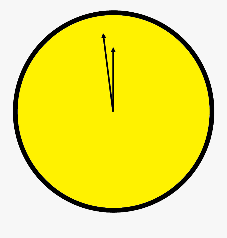 Clock Timer 10 Minute , Free Transparent Clipart.