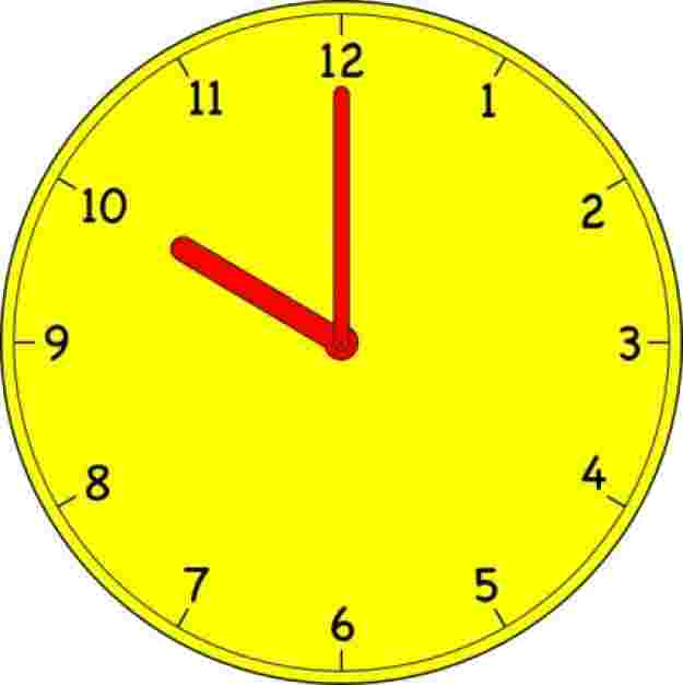 Best Cliparts: O Clock Clipart 10 O39clock Clipart Etc.