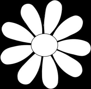 8 Petal Flower Template 10.