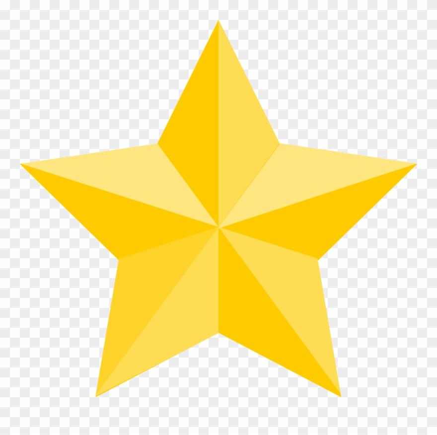 Yellow Star Clip Art Stars Clipart Gold Border Id.