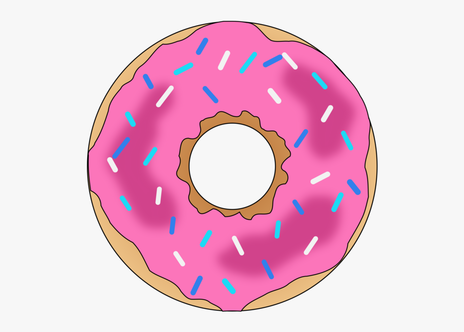 Donuts Clipart Dessert.