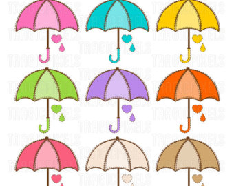 36+ Shower Umbrella Clip Art.