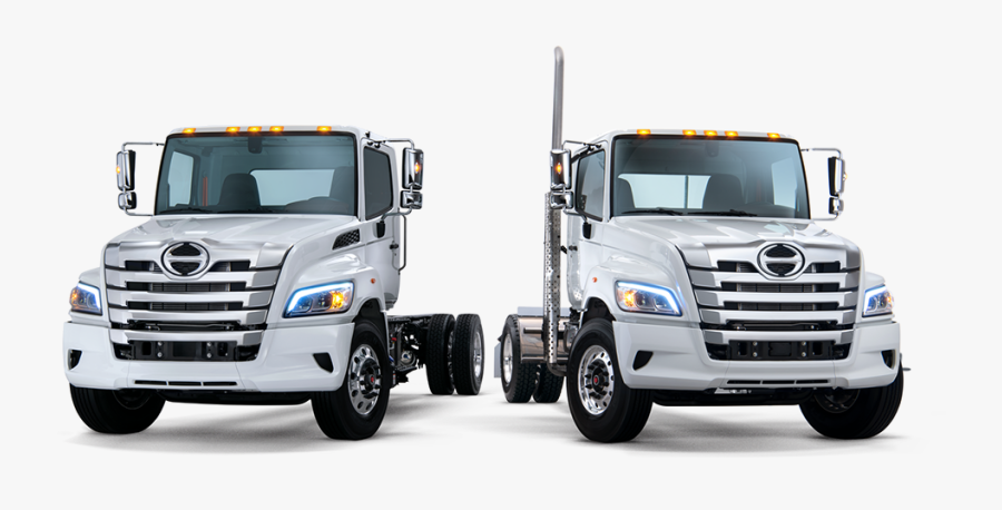 Semi Drawing 10 Wheeler Truck.