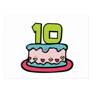 10 Years Old Clipart.