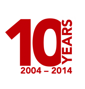 10 years.