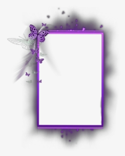 Free Butterfly Border Clip Art with No Background.