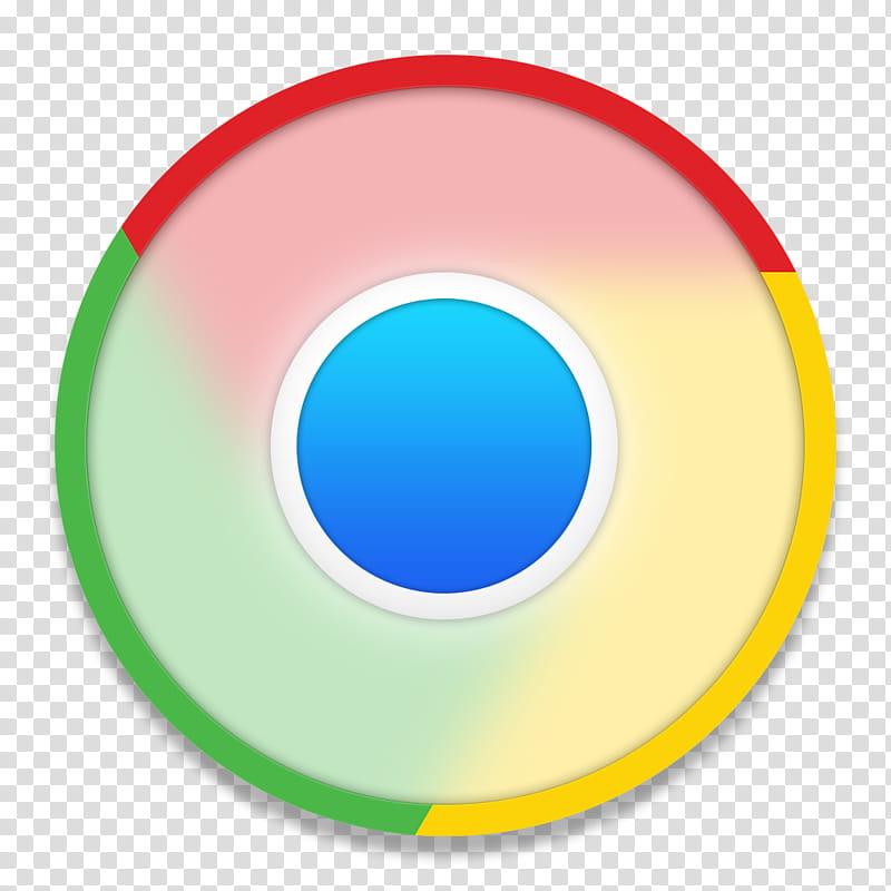 Chrome icon El Capitan Yosemite Style, El Chromitan, Google.