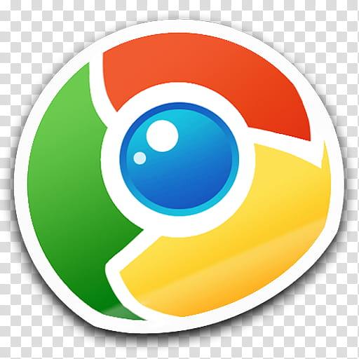 Handbrake i Logic Chrome More Sticker Icons, GoogleChrome.