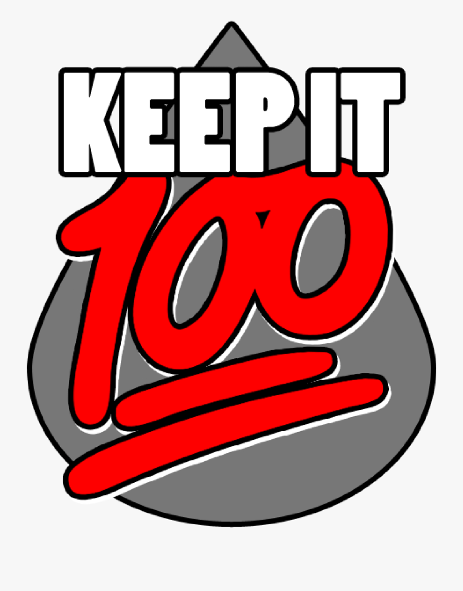 Keep It 100 E Juice Logo Clipart , Png Download.