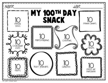17 Best images about You are 100 Days Smarter100th Celebration.