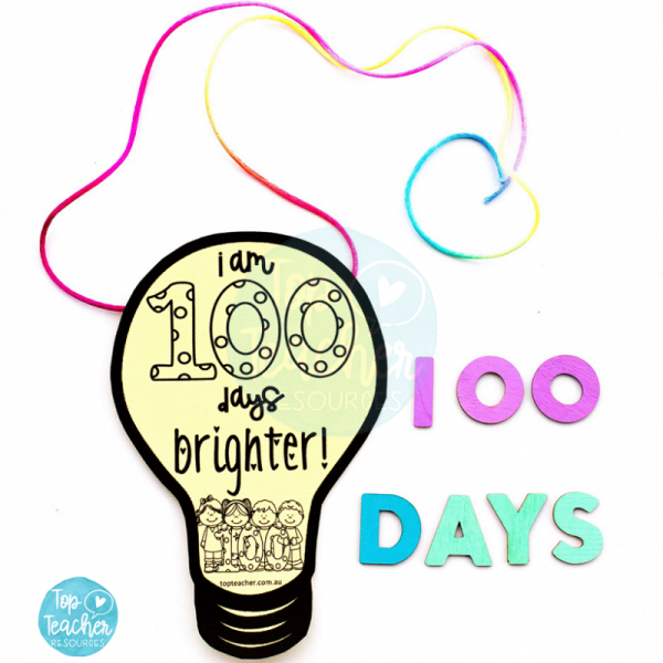 100 Days Brighter Necklace.
